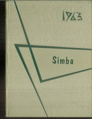 1963 Edition, Lynden High School - Simba Yearbook (Lynden, WA)