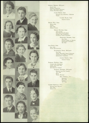 Page 16, 1937 Edition, Bellingham High School - Shuksan Yearbook (Bellingham, WA) online yearbook collection