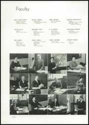 Page 12, 1940 Edition, Bellingham High School - Shuksan Yearbook (Bellingham, WA) online yearbook collection