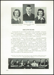 Page 16, 1940 Edition, Bellingham High School - Shuksan Yearbook (Bellingham, WA) online yearbook collection