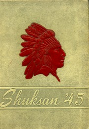 Page 1, 1945 Edition, Bellingham High School - Shuksan Yearbook (Bellingham, WA) online yearbook collection