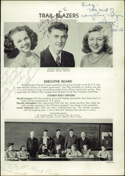 Page 17, 1945 Edition, Bellingham High School - Shuksan Yearbook (Bellingham, WA) online yearbook collection