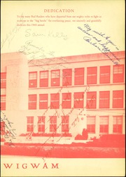 Page 7, 1945 Edition, Bellingham High School - Shuksan Yearbook (Bellingham, WA) online yearbook collection