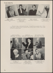 Page 14, 1947 Edition, Bellingham High School - Shuksan Yearbook (Bellingham, WA) online yearbook collection