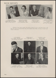 Page 16, 1947 Edition, Bellingham High School - Shuksan Yearbook (Bellingham, WA) online yearbook collection