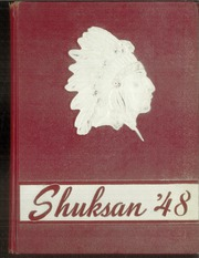 Page 1, 1948 Edition, Bellingham High School - Shuksan Yearbook (Bellingham, WA) online yearbook collection