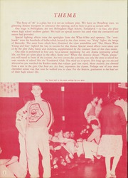 Page 6, 1948 Edition, Bellingham High School - Shuksan Yearbook (Bellingham, WA) online yearbook collection