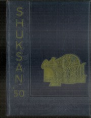 1950 Edition, Bellingham High School - Shuksan Yearbook (Bellingham, WA)