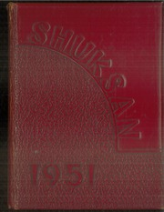 1951 Edition, Bellingham High School - Shuksan Yearbook (Bellingham, WA)