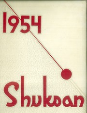 1954 Edition, Bellingham High School - Shuksan Yearbook (Bellingham, WA)