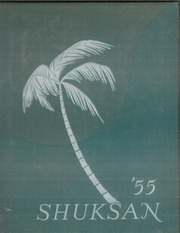 1955 Edition, Bellingham High School - Shuksan Yearbook (Bellingham, WA)
