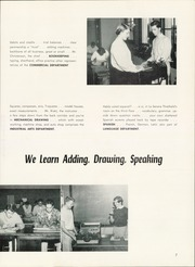 Page 11, 1955 Edition, Bellingham High School - Shuksan Yearbook (Bellingham, WA) online yearbook collection