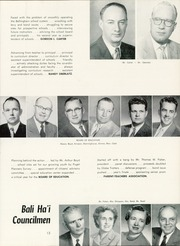 Page 17, 1955 Edition, Bellingham High School - Shuksan Yearbook (Bellingham, WA) online yearbook collection
