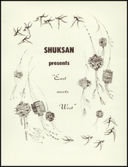 Page 6, 1957 Edition, Bellingham High School - Shuksan Yearbook (Bellingham, WA) online yearbook collection
