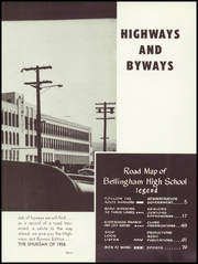 Page 7, 1958 Edition, Bellingham High School - Shuksan Yearbook (Bellingham, WA) online yearbook collection