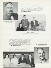 Page 14, 1962 Edition, Bellingham High School - Shuksan Yearbook (Bellingham, WA) online yearbook collection
