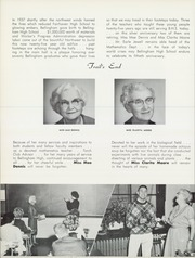Page 16, 1962 Edition, Bellingham High School - Shuksan Yearbook (Bellingham, WA) online yearbook collection