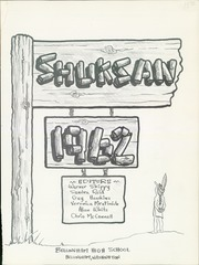 Page 5, 1962 Edition, Bellingham High School - Shuksan Yearbook (Bellingham, WA) online yearbook collection