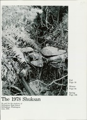 Page 5, 1978 Edition, Bellingham High School - Shuksan Yearbook (Bellingham, WA) online yearbook collection