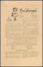 Page 13, 1912 Edition, Ballard High School - Shingle Yearbook (Seattle, WA) online yearbook collection