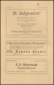 Page 4, 1912 Edition, Ballard High School - Shingle Yearbook (Seattle, WA) online yearbook collection