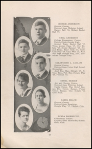 Page 12, 1918 Edition, Ballard High School - Shingle Yearbook (Seattle, WA) online yearbook collection