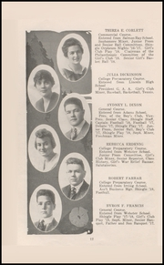 Page 14, 1918 Edition, Ballard High School - Shingle Yearbook (Seattle, WA) online yearbook collection