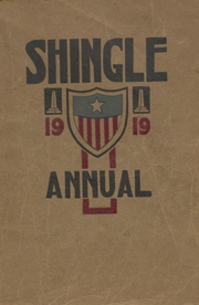 Ballard High School - Shingle Yearbook (Seattle, WA) online yearbook collection, 1919 Edition, Page 1