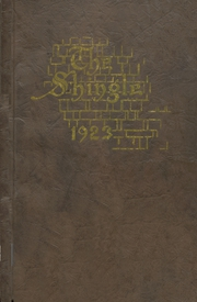 Ballard High School - Shingle Yearbook (Seattle, WA) online yearbook collection, 1923 Edition, Page 1