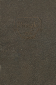 Ballard High School - Shingle Yearbook (Seattle, WA) online yearbook collection, 1924 Edition, Page 1