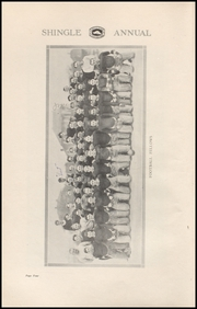 Page 10, 1924 Edition, Ballard High School - Shingle Yearbook (Seattle, WA) online yearbook collection