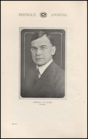 Page 12, 1924 Edition, Ballard High School - Shingle Yearbook (Seattle, WA) online yearbook collection