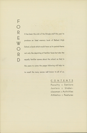 Page 10, 1931 Edition, Ballard High School - Shingle Yearbook (Seattle, WA) online yearbook collection
