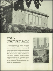 Page 12, 1942 Edition, Ballard High School - Shingle Yearbook (Seattle, WA) online yearbook collection