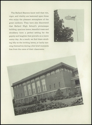 Page 13, 1944 Edition, Ballard High School - Shingle Yearbook (Seattle, WA) online yearbook collection