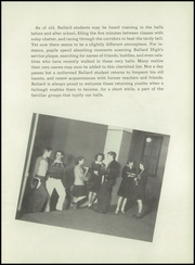 Page 15, 1944 Edition, Ballard High School - Shingle Yearbook (Seattle, WA) online yearbook collection