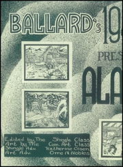 Page 6, 1944 Edition, Ballard High School - Shingle Yearbook (Seattle, WA) online yearbook collection