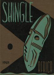 1951 Edition, Ballard High School - Shingle Yearbook (Seattle, WA)