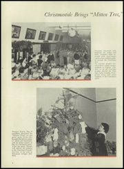 Page 10, 1951 Edition, Ballard High School - Shingle Yearbook (Seattle, WA) online yearbook collection