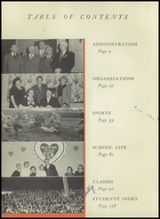 Page 12, 1951 Edition, Ballard High School - Shingle Yearbook (Seattle, WA) online yearbook collection