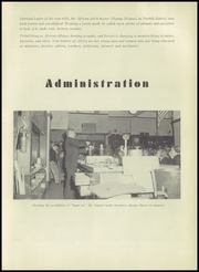 Page 17, 1951 Edition, Ballard High School - Shingle Yearbook (Seattle, WA) online yearbook collection