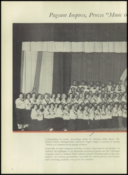 Page 8, 1951 Edition, Ballard High School - Shingle Yearbook (Seattle, WA) online yearbook collection