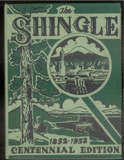 1952 Edition, Ballard High School - Shingle Yearbook (Seattle, WA)