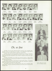 Page 37, 1955 Edition, Ballard High School - Shingle Yearbook (Seattle, WA) online yearbook collection