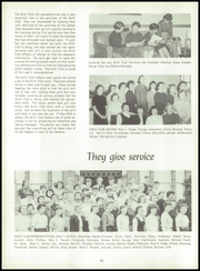 Page 38, 1955 Edition, Ballard High School - Shingle Yearbook (Seattle, WA) online yearbook collection