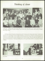 Page 42, 1955 Edition, Ballard High School - Shingle Yearbook (Seattle, WA) online yearbook collection