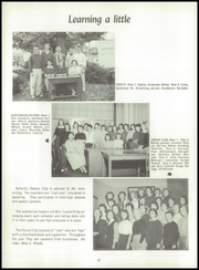 Page 44, 1955 Edition, Ballard High School - Shingle Yearbook (Seattle, WA) online yearbook collection