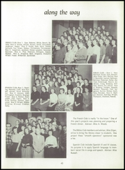 Page 45, 1955 Edition, Ballard High School - Shingle Yearbook (Seattle, WA) online yearbook collection