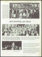 Page 47, 1955 Edition, Ballard High School - Shingle Yearbook (Seattle, WA) online yearbook collection