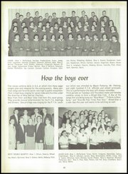 Page 48, 1955 Edition, Ballard High School - Shingle Yearbook (Seattle, WA) online yearbook collection